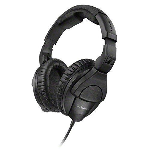 Sennheiser HD 280 Pro Cuffia Professionale dinamica chiusa Nera