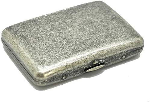 XIAOXIA Portable Atlanta Mall Mail order Metal Copper Cas Cigarette Case