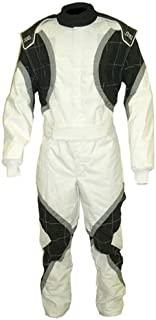 K1 Race Gear CIK//FIA Level 2 Approved Kart Racing Suit Red, X-Small Renewed