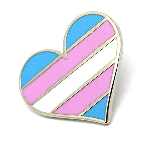Transgender Pride Flag Pin