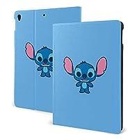 スティッチ iPad8 ケース Ipad10.2 ケース (2020/2019モデル,第7世代用ケース) IpadAir3 ケース IpadAir3 10.5インチ 対応 IpadPro10.5ケース IpadPro10.5インチ全面保護型 手帳型 耐衝撃カバー 防塵 軽量 二つ折りスタンド スマートケース