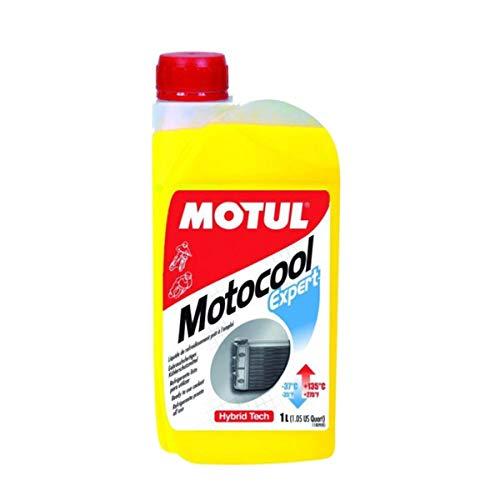 Liquido Refrigerante Motul Motocool Expert Diluito Pronto Uso 1 Lt