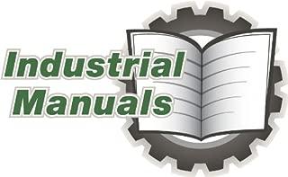 Taft Peirce No. 1 M-5670, #11-204, Wiring Diagram Controls to JIC Specs Manual