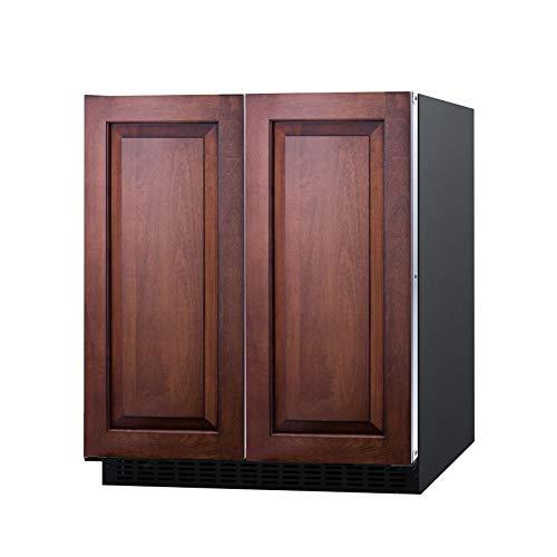 Summit Appliance FFRF3070BSS Side-by-side 30' Wide Built-In...