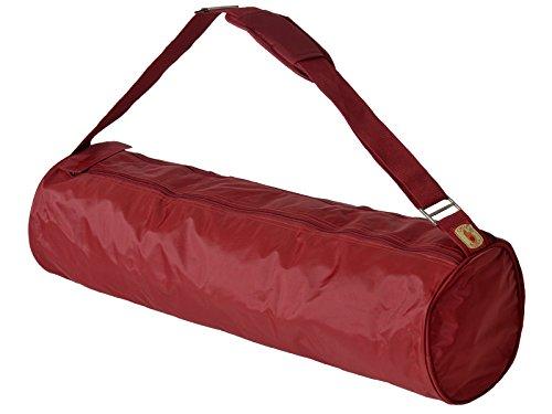 Chin Mudra Sac à Tapis de Yoga Urban-Bag 70cm X 20cm - Bordeaux
