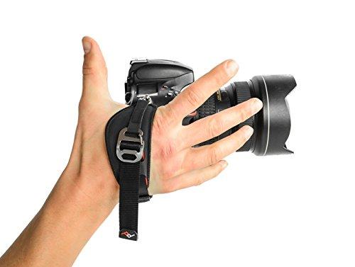 Peak Design Clutch CL-2 Quick-Attaching, Quick-Adjusting Black Hand