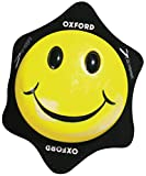 OX686 - Oxford Smiler Motorcycle Knee Sliders Yellow