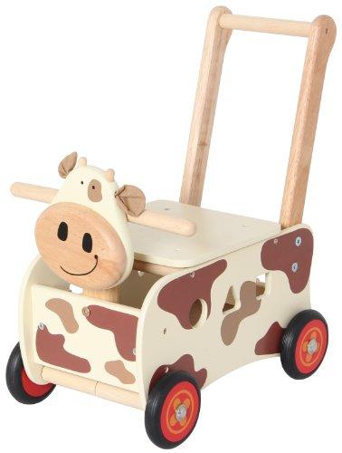 Schiebewagen Kuh