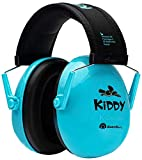 Swedsafe Kiddy Capsule – Cuffie per bambini – Protezione dell'udito per scuola e tempo libero – SNR: 29 dB – Blu