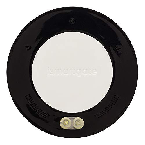 ISMARTGATE iSG-02WEU102 PRO Garage WLAN-Gerät zur Fernsteuerung und Überwachung von bis zu drei Garagentorantriebe, 1.8 W, 5 V, schwarz