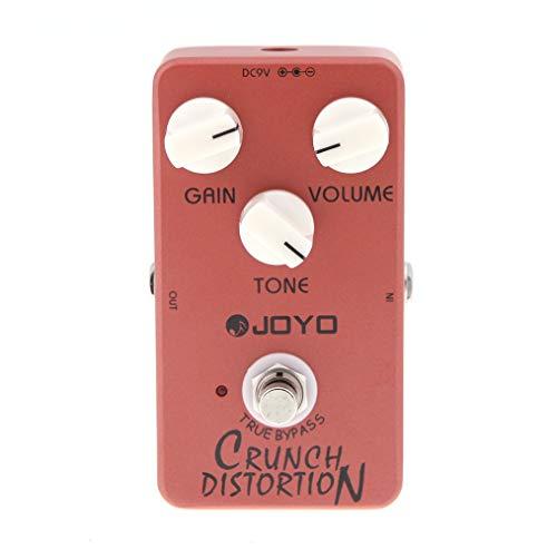 Asdomo JF-03 Crunch Distortion Electric Guitar Effect Pedal