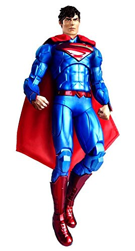 Play Imaginative sadc06sp52e – Super Alloy The New 52 Superman Exklusive Edition Echelle 1/6