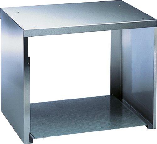 Miele DGUG 3050 Unterbaugehäuse/Gehäusefarbe in Edelstahl CleanSteel/Für den DG 3450