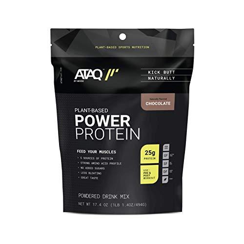 ATAQ Plant-Based Protein Powder review