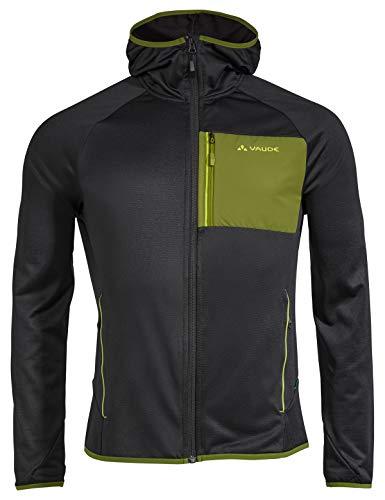 VAUDE Herren Jacke Men's Tekoa Fleece Jacket II, Black, M, 42310