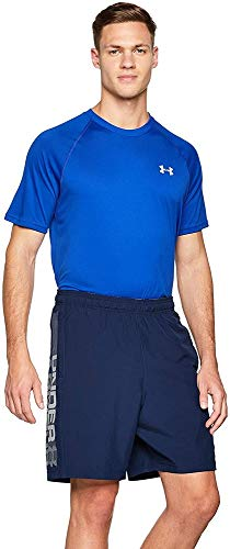 Under Armour Under Armour Herren ultraleichte und atmungsaktive Short, Blau (Academy/Graphite 408), XXX-Large