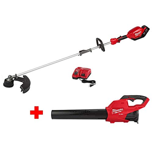 Best Price Milwaukee M18 FUEL 18-Volt Lithium-Ion Brushless Cordless String Trimmer Kit w/QUIK-LOK A...