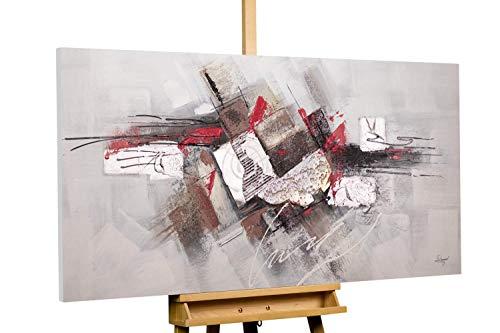 Cuadro acrílico (140 x 70 cm, pintado a mano), diseño de colonia