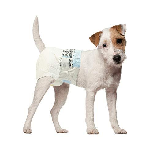 Simple Solution Einweg Hundewindel (12 Stk/Pkg) (Small/Medium Rassen) (kann variieren)