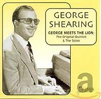 George Meets the Lion-Original