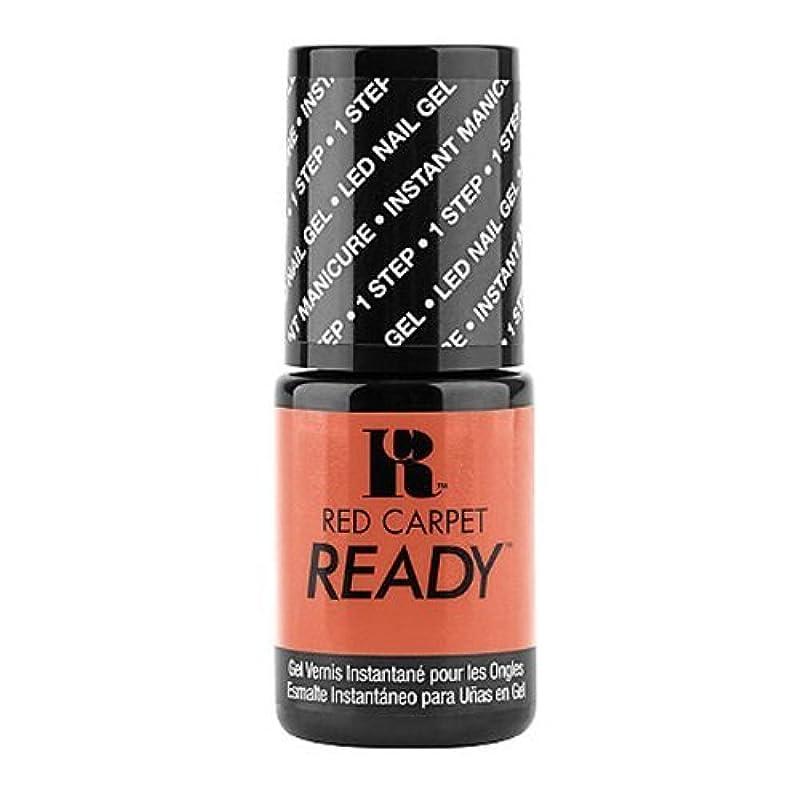廃止流星ヒゲクジラRed Carpet Manicure - One Step LED Gel Polish - Fashion Frenzy - 0.17oz / 5ml