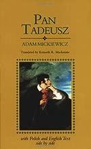 By Adam Mickiewicz Pan Tadeusz/English and Polish Text (English and Polish Edition) (1st American ed) [Paperback]