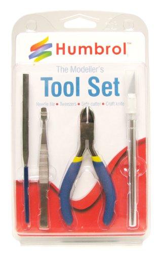 Humbrol - Set Herramientas Blister (Hornby AG9150)