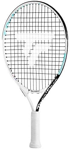 Tecnifibre T- Rebound 19 (Entre 4 y 5 años) - Raqueta de Tenis para niña, Color Blanco, Talla única