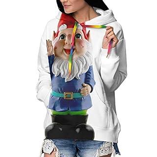Hoodie Sleeve Sweatshirt Ladies Pullover
