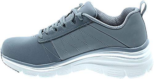 Skechers Fashion Fit-Bold Boundaries - Zapatillas deportivas para mujer Gris Size: 40 EU