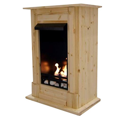 Great Deal! Gel + Ethanol Fire-Places Madrid Deluxe Nature