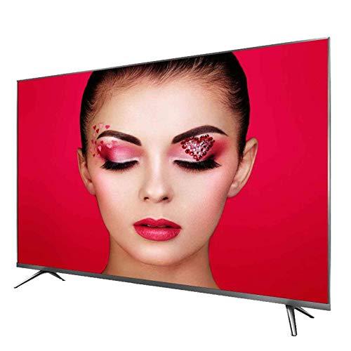 ZFFSC TV de Calidad HD QLED Television 4K Ultra HD HDR TV LCD WiFi Smart TV, 32/42/50/55 / 60 Pulgadas, Pantalla de proyección de teléfonos móviles, wif Incorporado TV de Calidad HD