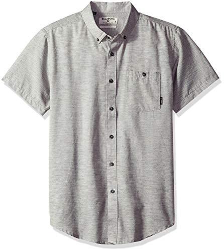 Billabong - Camisa de manga corta para hombre - gris - Small