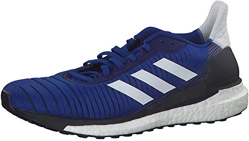 Adidas Glide 19 M, Zapatillas Running Hombre, Azul (Team Royal Blue/Dash Grey/Solar Red), 44 EU