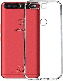 غطاء سيليكون لهاتف انفينكس زيرو 5 X603 - شفاف