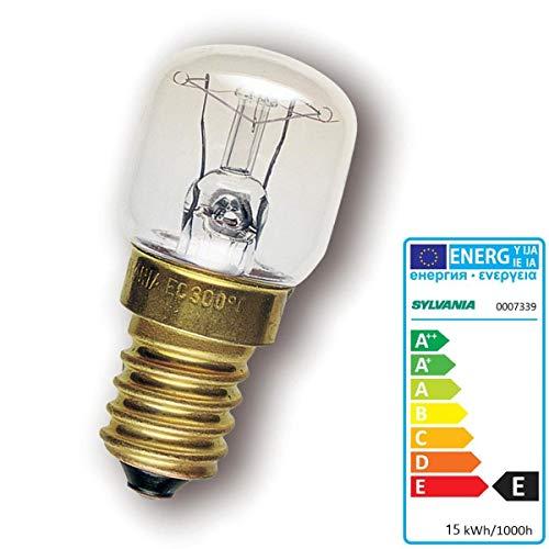 Kühlschranklampe E14 15 Watt Birne Kühlschrank Erschütterungsfest Lampe