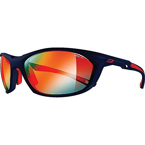 Julbo Race 2.0 Gläser Zebra Light Fire - Sonnenbrille, Blue