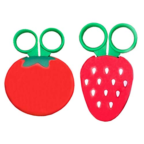 (50% OFF Coupon) Blunt Tip Kids Scissors W/ Guard 2-Pack $4.00