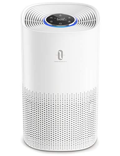 Purificatore d'aria Air Purifier con vero filtro HEPA