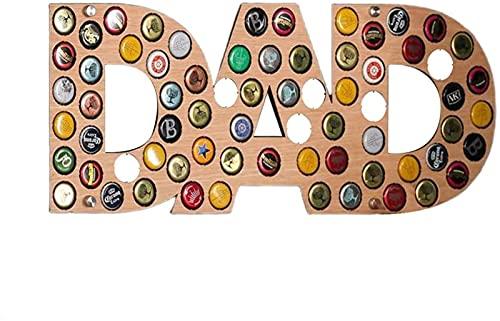 Titular de la cápsula de la cerveza Decoración de la pared Arte, tapa de la cerveza Mapa del titular de la botella de cerveza, el arte de la decoración de la pared para los amantes de la cerveza ,DAD