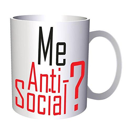 ME anti social 33 cl Tasse dd728