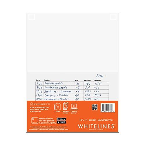 Whitelines Papier Schreiben Papier (17035)