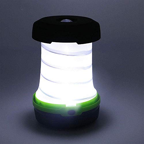 Acampar camping luces luces y linternas de luz recargable portátil tienda de campaña Luz multifunción retráctil lámpara que acampa linterna llevada al aire libre de la linterna de bolsillo de la antor