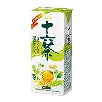 アサヒ 十六茶 (LL紙パックスリム) 250ml×24本