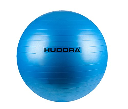 HUDORA Gymnastik-Ball, blau, 85 cm - Fitness-Ball - 76758