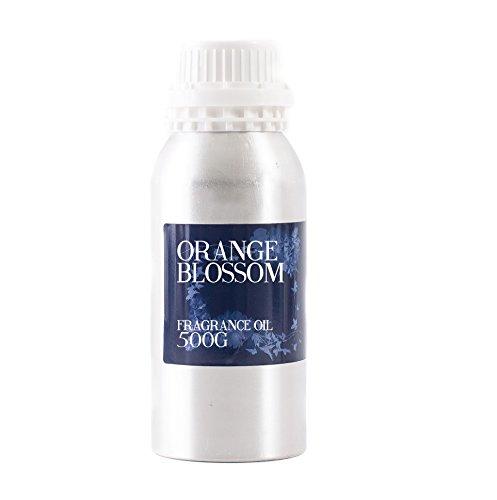 Mystic Moments Huile parfumée Fleur d'oranger – 500 g