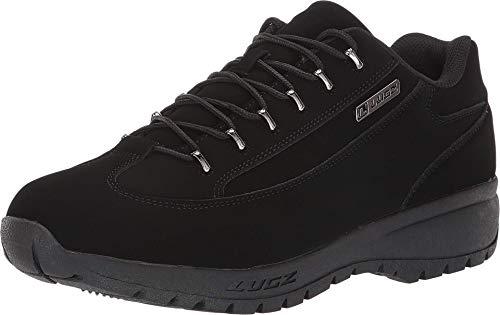 Lugz mens Express Classic Low Top Fashion Sneaker, Black, 13 US