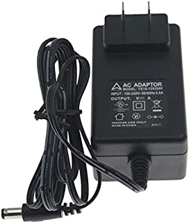 AHRMA 12V AC/DC Adapter fit HON-Kwang 34-1250-20 HKA-1250EC-230 HKA-1250EC-120 D7-10-01 D12-50 D12-10-1000 SAM01T HKSD-991106-A HK-M109-U120 Power Supply Cord Charger World Wide Input PSU