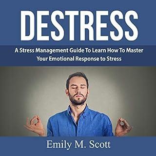 Destress cover art