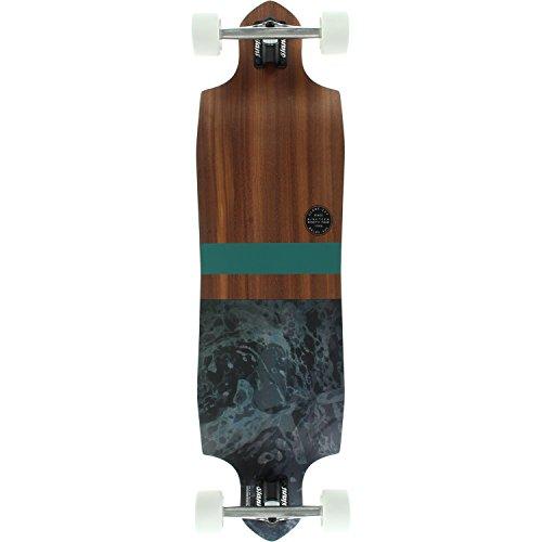 Globe Geminon Micro Drop 37.5' Complete Rosewood Longboard New
